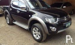 2013 Strada GLS v 4x4 Manual 26k kms only GPS
