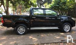 2013 Toyota Hilux 4x4 for sale