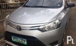 2013 Toyota Vios 1.3J Manual New look, 40k mileage
