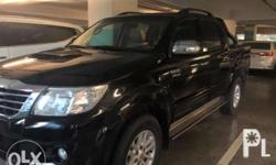 2014 Toyota Hilux Automatic 3.0 engine With New Tires