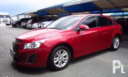 2014 Chevrolet Cruze Automatic Transmission All Power