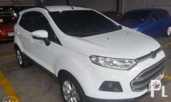 2014 Ford Ecosport 2014 manual trend 1st owned