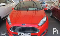 2014 Ford Fiesta AT Gas Mileage 19,721 Good Condition