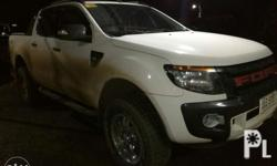 2014 Ford ranger wildtrak First owned New automatic