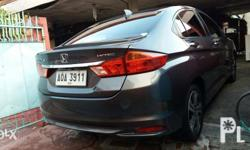 Good day! I'm selling my excellent honda city vx