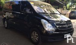2014 Hyundai Grand Starex TCI GL, Manual 10 seater 16k