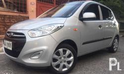 for sale 2014 hyundai i10, 1.2cc 4 cylinder, manual