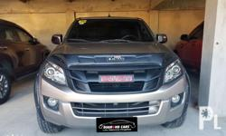 For sale! 2014 Isuzu Dmax 3.0 Manual 4x2 Very low