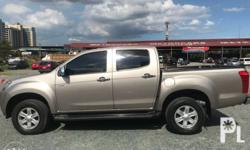 2014 isuzu dmax LS edition First owned 37t kms only