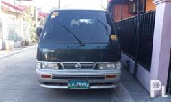 Rush Sale at 525k Nissan Urvan Escapade 2014 2013
