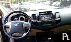 2014 Toyota Fortuner  V AT