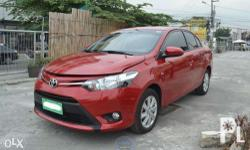 top of the line toyota vios automatic, brandnew