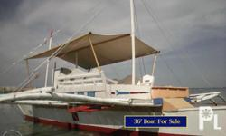 Reduced to sell 2015 36ft Bangka Briggs and Stratton