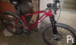 3��8 speed 100mm Fork with air lock out Purchased as a
