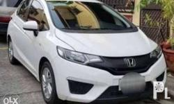 2015 Honda Jazz 1.5V cvt Automatic Transmission Fuel