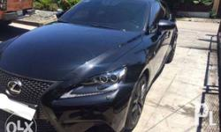 2015 LEXUS IS 350 FSPORT..->Good as Brandnew 12T km.