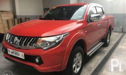 For Sale.. 2015 Mitsubishi Strada GLX V 2.5L AT Php.