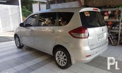 Rush sale suzuki ertiga mini van 7seater automatic