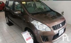 *Fast And Honest Transaction* SUZUKI ERTIGA GL 1.4L