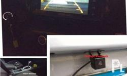 2015 to 2017 Toyota Hilux Revo Backup camera package