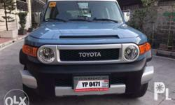 2015 Toyota FJ Cruiser nothing to fix all original 10t