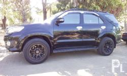 2015 Toyota Fortuner V, 4x2, Diesel, automatic