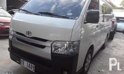 2015 Toyota Hiace Commuter Ist Own Very Fresh Well