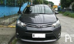 2015 Toyota Vios 1.3e Automatic Transmission Touch