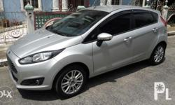 2015s FORD FIESTA automatic trany ecobust powerfull