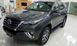 2016 All new Toyota Fortuner 2.4 4x2 V Dsl Automatic