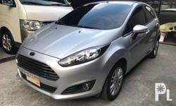 2016 ford fiesta 1.5 trend Automatic transmission Color