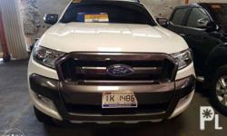 2016 Ford ranger wildtrak AT 2.2L 4x2 Automatic