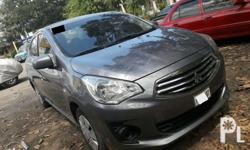 GRAB Registered 2016 Mitsubishi Mirage G4 GLX Manual