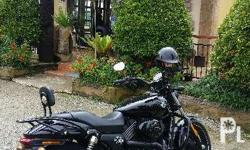 Like new Street 750 Liquid cooled Fuel Injected, with