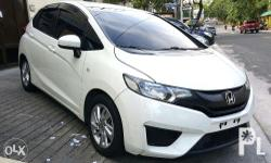 2016 Honda Jazz Automatic. iVtec. Allpower. Dual