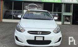 2016 Hyundai Accent 1.4 AT Price: PHP 468,000 YEAR :
