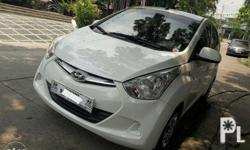 2016 Hyundai Eon GLX Manual Transmission All Power