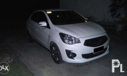 For assume Mitsubishi Mirage G4 GLS Manual complete PMS