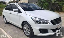 For Sale: 2016 Suzuki Ciaz 1.4 GLX A/T (Top of the