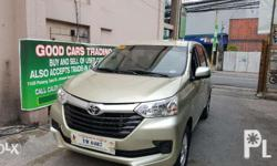 2016 Toyota Avanza 1.3E Manual - Good Cars Trading SRP: