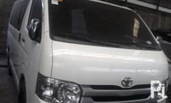 AVAILABLE AS LONG AS POSTED 16' toyota hiace commuter