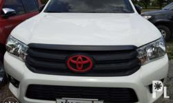 2016 Toyota hilux 4x2 G automatic White low mileage