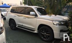 2016 Toyota Land Cruiser VX Limited LC 200 series VX