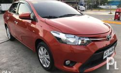 For Sale: 2016 Toyota Vios 1.3 E M/T Php:559,000 only