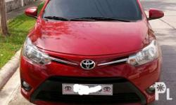 2016 Toyota vios 1.3E a/t 9k odo Fresh in and out No