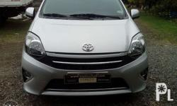 Selling my 2016 Toyota Wigo G A/T. Price is
