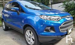 For Sale: 2017 Ford Ecosport Trend 1.5L Gas Engine