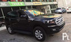 2017 All New Ford Everest Ambiente A/T Black COE307 DSL