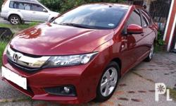 2017 Honda City 1.5 CVT Automatic