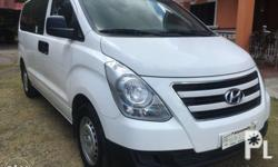 For sale Cash/financing accepted hyundai Grand Starex
